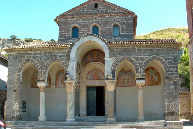 Chiesa di Sant Angelo in Formis