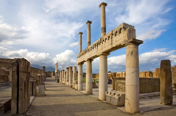 Visita guidata scavi di Pompei